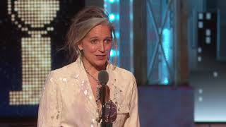 Acceptance Speech: Christine Jones (2018)