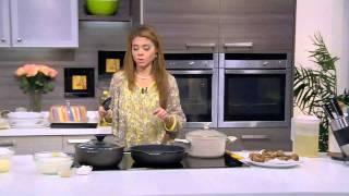 بالفيديو.. طريقة تحضير كفتة دجاج بصوص الزبادي مع «سالي فؤاد»