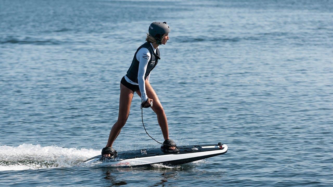 Awake Rävik Electric Surfboards