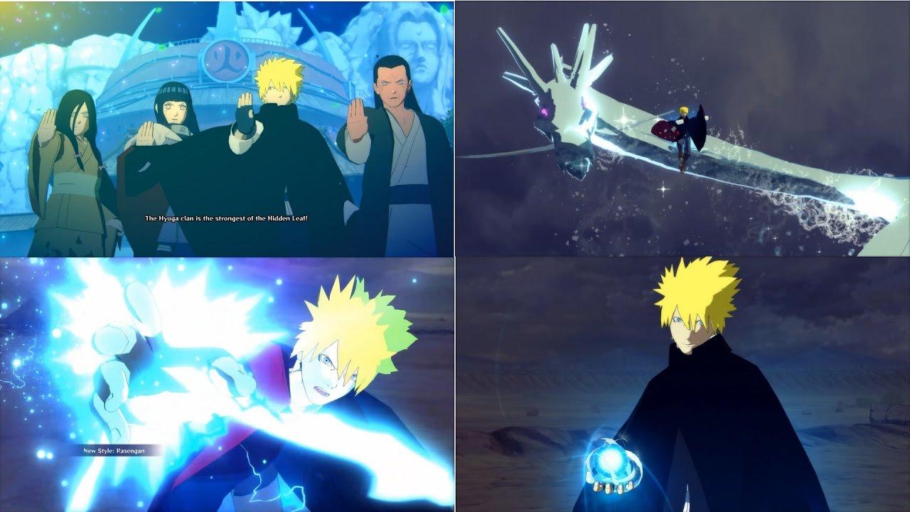 List Moveset Mod Naruto Shippuden: Ultimate Ninja Storm 4