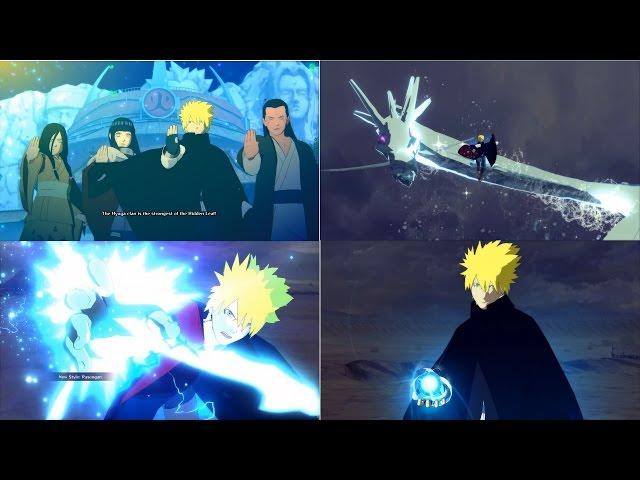 Wow, Sekarang Kamu Bisa Mainkan Boruto Dewasa di Game Naruto Ninja Storm 4!