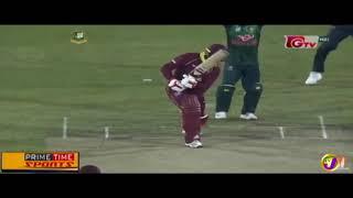 West Indies Beat Bangladesh (TVJ Prime Time Sports) December 11 2018