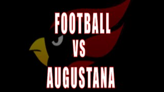 North Central College Football vs. Augustana // 11.7.15