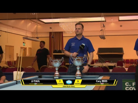 IPA English Open 2018 - Day 3 - Session 1