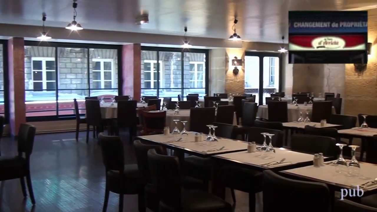 La Table D 39 Arrieta Le Plus Grand Restaurant De Bordeaux Centre Ville Youtube