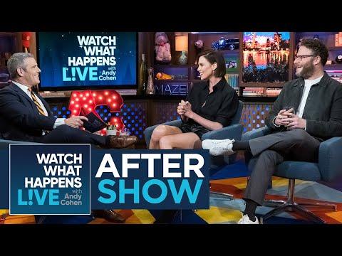 After Show: Why Did Rob Schneider Block Seth Rogen?  WWHL