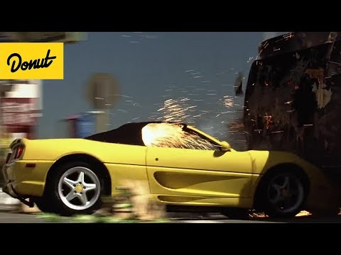 Top 10 Greatest Movie Car Chases From The 80 S Donut Media Youtube