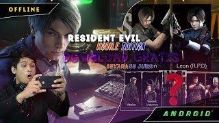 Resident Evil 6 Android + 4 Karakter + 4 Custom + 5 Maps | Game Android