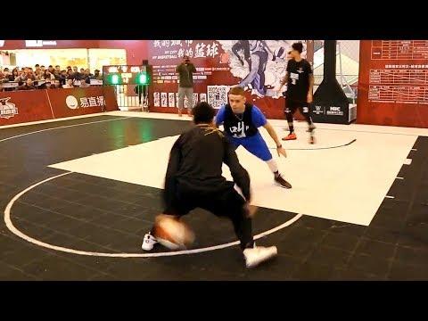 ISO vs Professor 2 on 2 Basketball the Complete Version