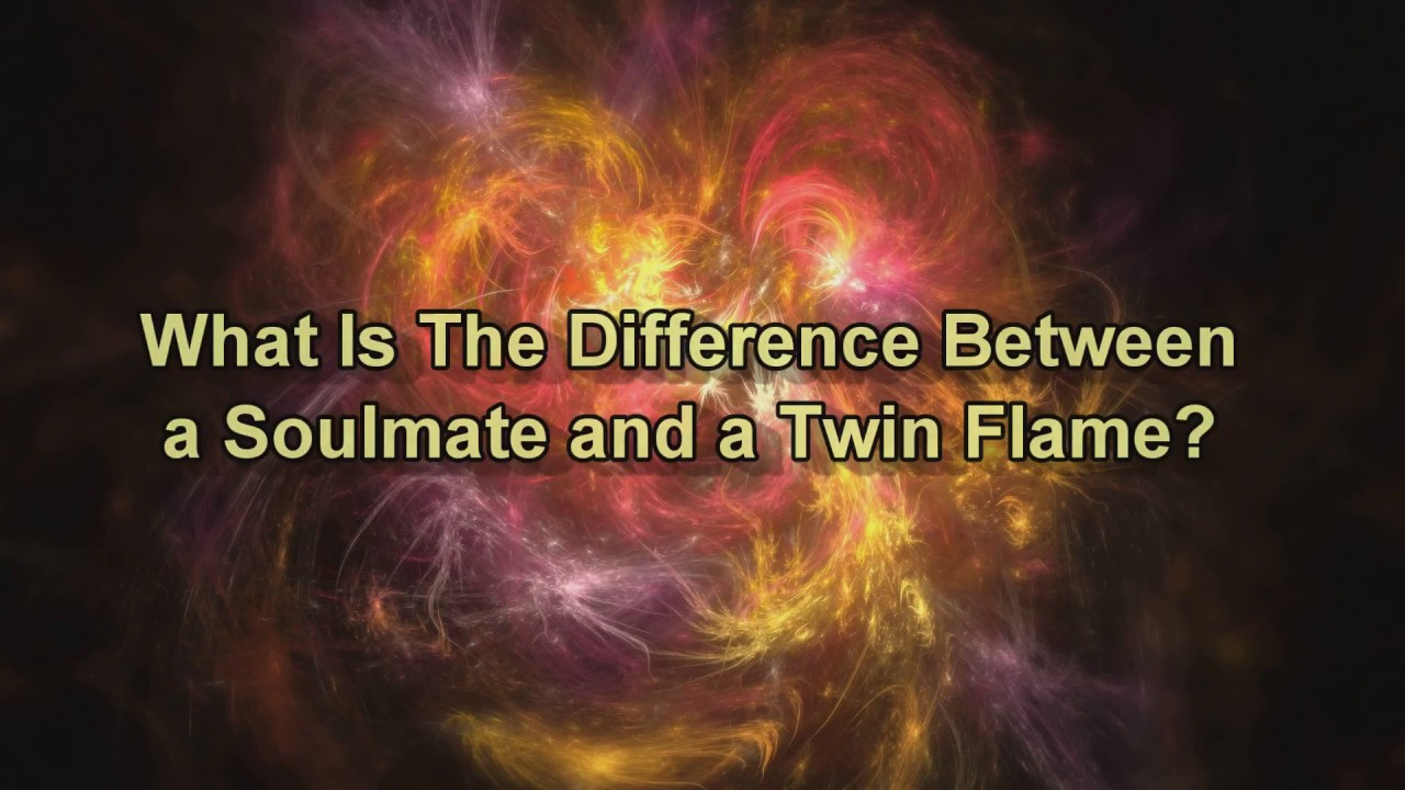 What Is The Difference Between a Soulmate and a Twin Flame?