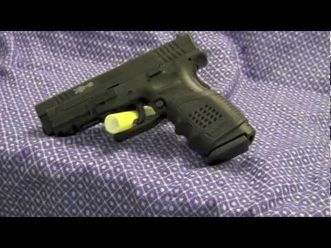 SPRINGFIELD ARMORY XD9 - MODEL XD9101HCSP06 - 9MM - Field Disassembly / Reassembly