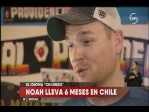 """Idioma """"chilensis"""": Reportero argentino parodia forma de hablar de los chilenos"""