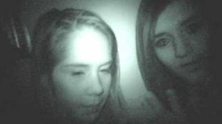 real ghost caught on tape