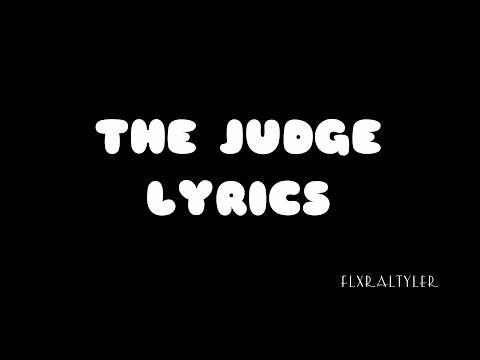 The Judge - twenty one pilots lyrics (Clique Version)