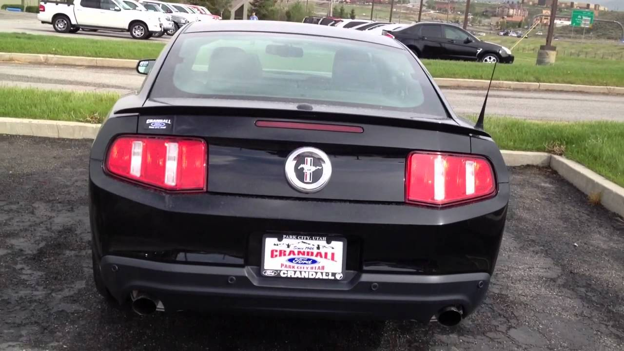 2012 ford mustang v6 full tour start up exhaust interior exterior youtube
