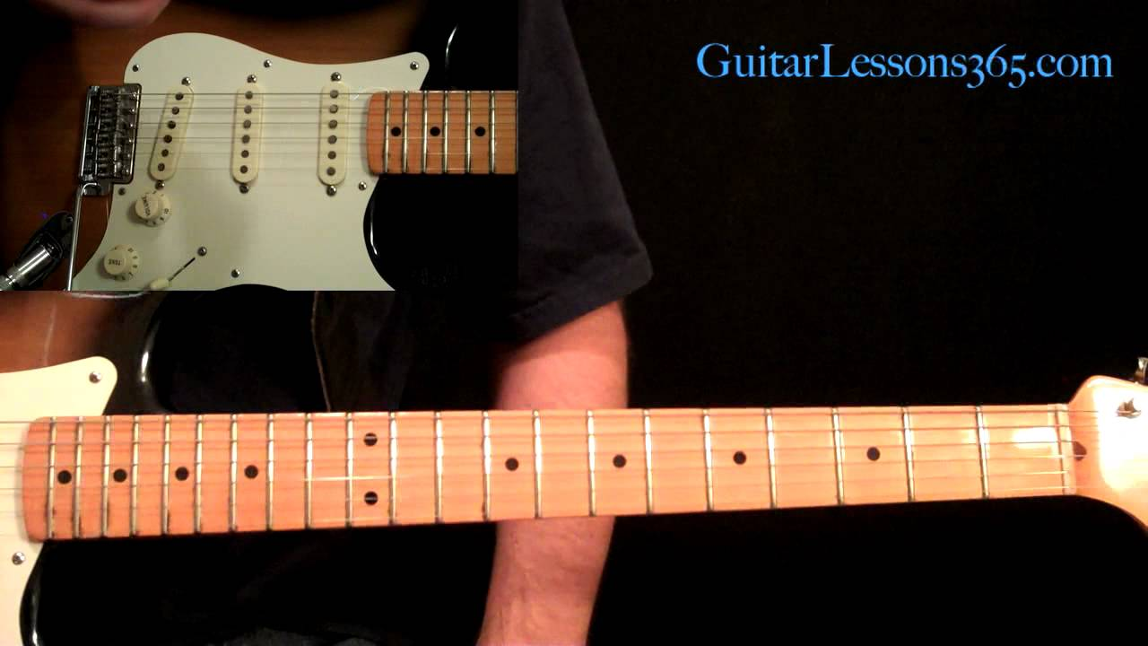 metallica enter sandman guitar lesson pt 4 outro section youtube. Black Bedroom Furniture Sets. Home Design Ideas