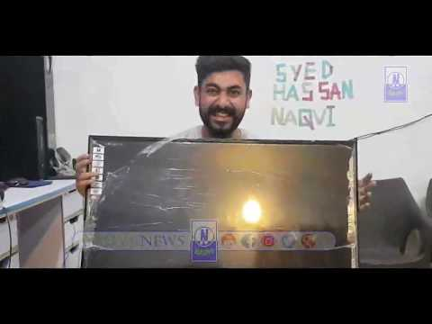 TCL 40 inch Full HD Android Smart TV - Unboxing and Review I Naqvi News