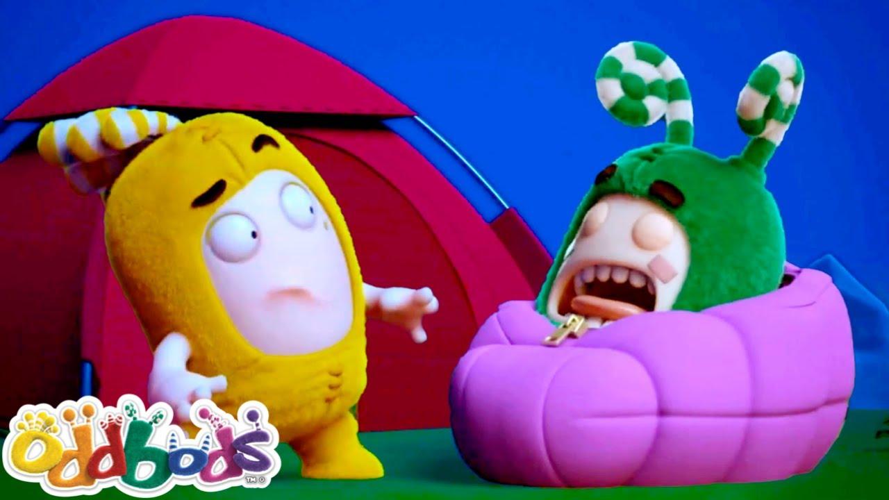 Oddbods | नया | Summer Camp - सम्मर कैम्प | बच्चों के लिए मज़ेदार कार्टून