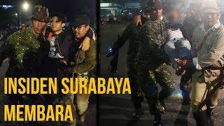 Insiden Surabaya Membara, PT KAI Sebut Panitia Lalai