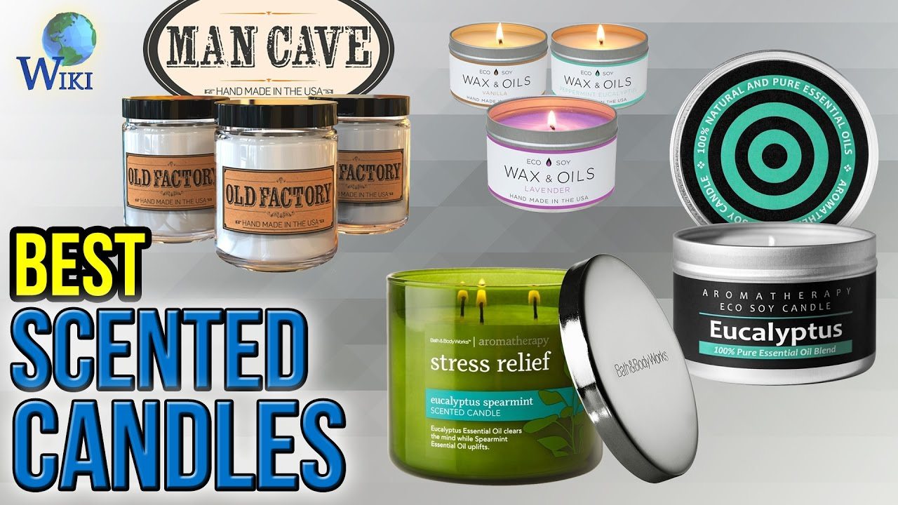 10 Best Scented Candles 2017