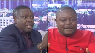 Bwala, Anene Disagree Over Call For A New Constitution