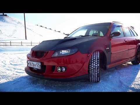 Mazda Familia S-Wagon/Ford Laser Lidea
