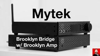 Mytek's Brooklyn Bridge \u0026 AMP is a killer Kallax-Fi system