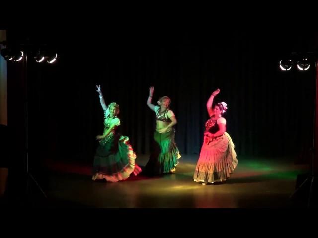 Tribe Jawahir Auftritt Butzbach 2016