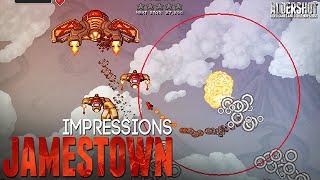 Jamestown: Impressions (shoot