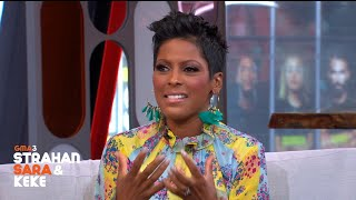 Tamron Hall On Motherhood And Getting Fired From 'Today'