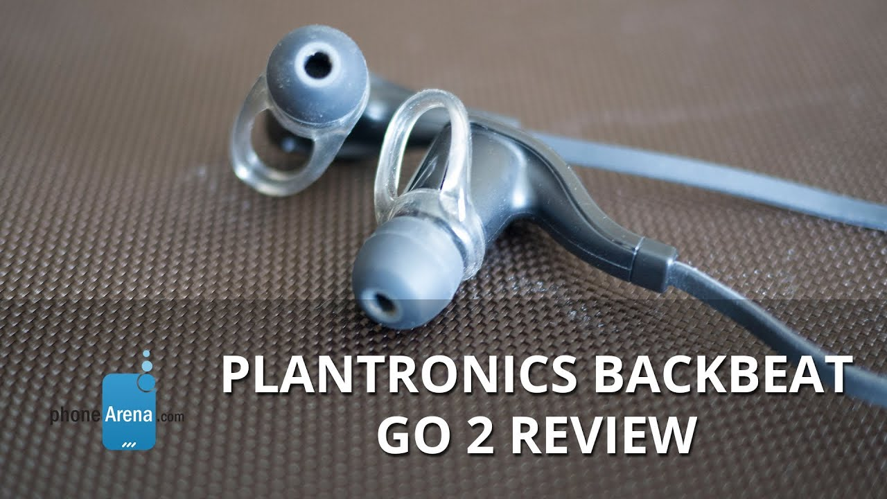 Plantronics BackBeat Go 2 Review