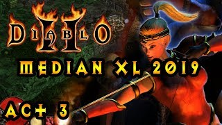 Diablo 2 Median Xl Sigma 2019 Act 3 As Bowzon Amazon  :  Mephisto Boss Fight Act 3 End