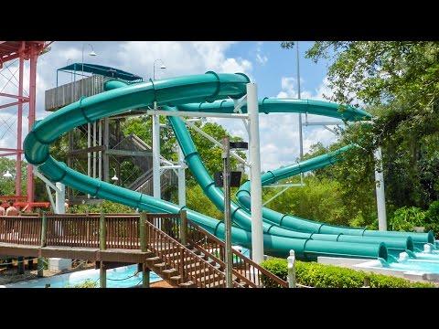 Adventure Island Tampa - Speed Slides