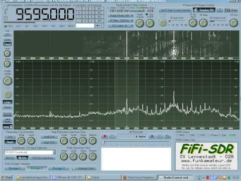 9595 kHz RADIO NIKKEI 50 kW from Chiba Nagara