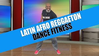 Latin Afro Reggaeton Dance Fitness Exercise Workout  | 20 Minutes | Burn Fat! Groove To Weight Loss!