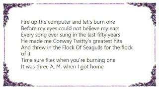 Cledus T. Judd - Lets Burn One Lyrics YouTube Videos