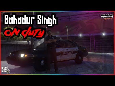 [HINDI] GTA RP LIVE in AtmaNirbhar Roleplay Server (Bahadur singh GOES UNDERCOVER ) #gtarp