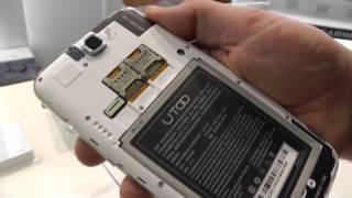 Gadmei N60: HD-Phablet mit 6 Zoll Display im Hands On