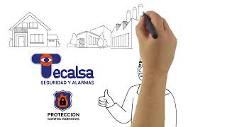 Prevención contra Incendios Tecalsa