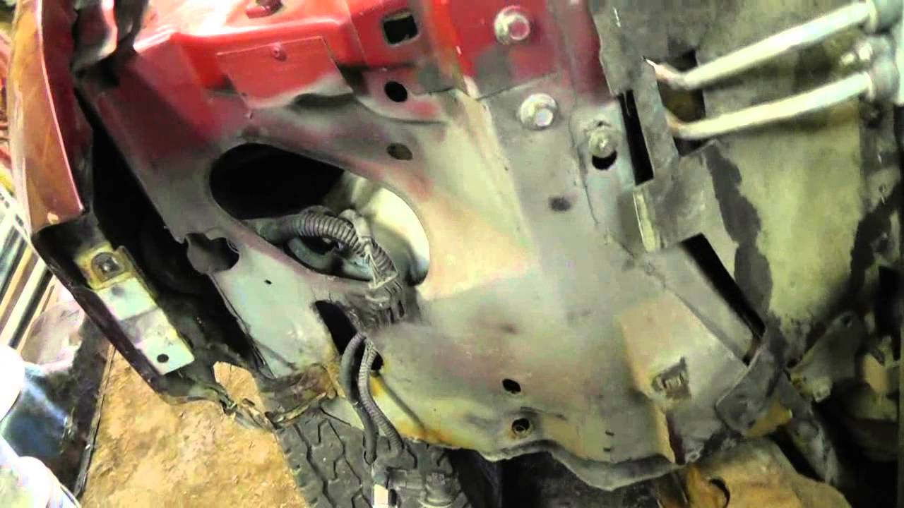 2001 Ford Powerstroke Oil Pan Replaced Don T Cut That
