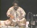 Amazing Tabla Solo -  Tak Dhene Tak - Pandit Samar Saha