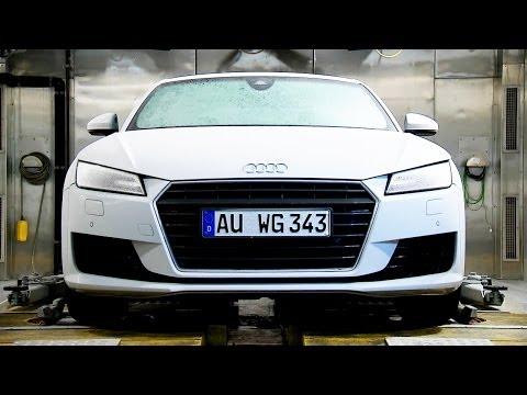 2015 Audi TT ► Development, Test and Production