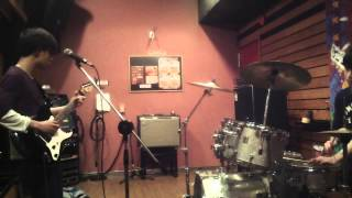 Post Math Rock Guitar/Drum Jam Session