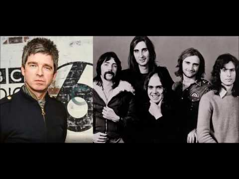 Noel Gallagher on Genesis/Gabriel/Collins