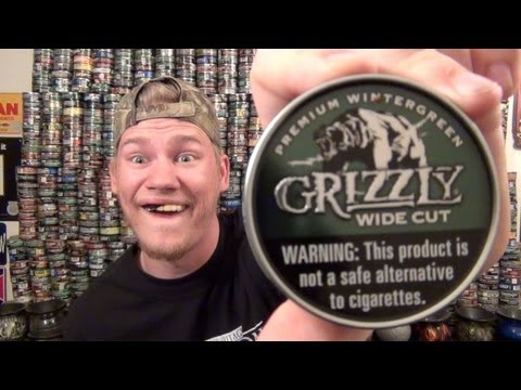 Dippin' on some Grizzly Widecut Wintergreen!