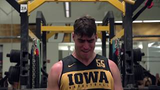 In this segment from the heartland, luka talks about hard work and dedication during past year that has propelled him into a front-runner for woo...
