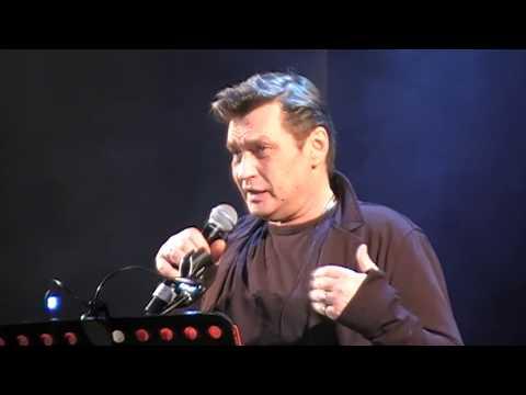 Раменское март 2017   Дорогами Высоцкого   А Ю Домогаров, муз группа Тимура Ведерникова,