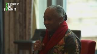 Barbara Hendricks Talk at the 2019 Verbier Art Summit