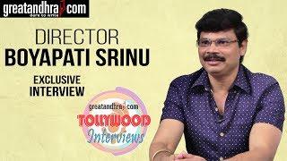 Director Boyapati Srinu Exclusive Interview | #VinayaVidheyaRama | Tollywood Interviews-Great Andhra