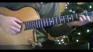 """Away In A Manger,"" instrumental acoustic guitar"